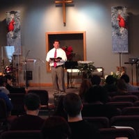 Photo taken at Northwest baptist church by Joe N. on 1/24/2016