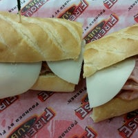 Photo taken at Firehouse Subs by Tony V. on 6/15/2014