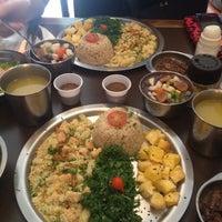 Photo taken at Garam Massala by Carolina F. on 11/28/2012