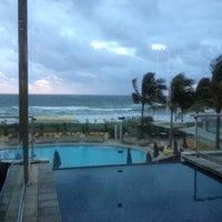Photo taken at Boca Beach Club, A Waldorf Astoria Resort by Pablo F. on 10/24/2012
