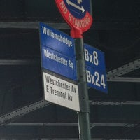 Photo taken at MTA BX 8 by Quintino M. on 9/28/2012