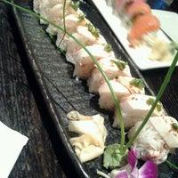 Photo taken at Ki Sushi & Sake Bar by Sammi S. on 11/1/2012