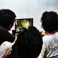 Photo taken at Jus Buah dekat Universitas Widya Kartika by Andz F. on 9/25/2012
