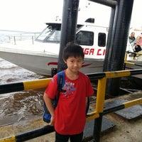 Photo taken at Pelabuhan Tanjung Buton Riau by Edi L. on 1/4/2013