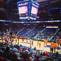 Photo taken at Philips Arena by Nicole L. on 3/15/2013