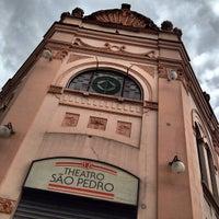 Photo taken at Theatro São Pedro by F. C. N. on 1/17/2013