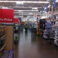 Photo taken at Walmart Supercenter by Harvey H. on 5/6/2012