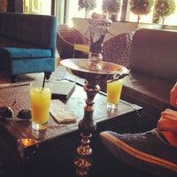 Photo taken at Pasha Lounge by Michele C. on 10/1/2012