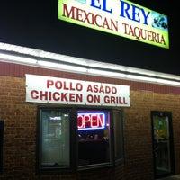 Photo taken at El Rey by Edgar J. on 2/8/2013