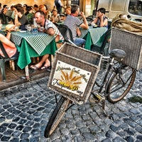 Photo taken at Rione XIII - Trastevere by Stefano on 7/30/2016