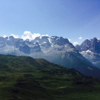 Photo taken at Monte Spinale by Stefano on 7/14/2015