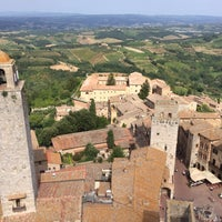 Photo taken at Torre Grossa by Maria Z. on 7/24/2016