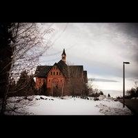 Photo taken at Montana State University by Keri F. on 1/20/2013