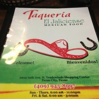 Photo taken at Taqueria El Jaliciense by Heather H. on 5/25/2013