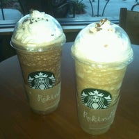 Photo taken at Starbucks by Jacqueline O. on 12/16/2012