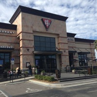 Photo taken at BJ's Restaurant and Brewhouse by Courtney G. on 12/23/2012