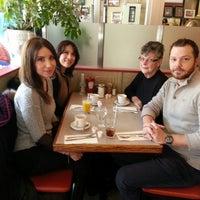 Photo taken at Olde Red Hen Restaurant by Ryan W. on 12/26/2013