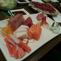 Photo taken at New Generation Sushi by Tiffany A. on 10/5/2012
