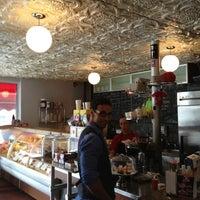 Photo taken at Caffè Grazie Mille by Brigitte S. on 9/2/2013