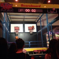 Photo taken at Dave & Buster's by Melanie J. on 2/2/2014