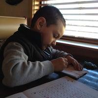 Photo taken at Applebee's by Erick B. on 12/27/2012