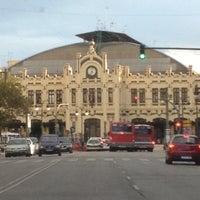 Photo taken at Valencia North Railway Station (YJV) by Cristin@ C. on 11/4/2012