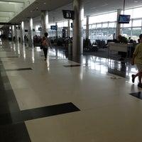 Photo taken at Birmingham-Shuttlesworth International Airport (BHM) by Genie S. on 5/29/2013
