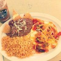 Photo taken at Mando's Family Restaurant by Michael V. on 9/10/2013