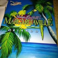 Photo taken at Margaritaville by Denise L. on 1/21/2013