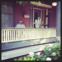 Photo taken at Looking Glass Inn by Christine N. on 7/3/2013