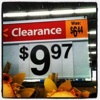Photo taken at Walmart Supercenter by Kevin H. on 11/3/2012