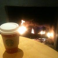 Photo taken at Starbucks by Nilüfer Ç. on 11/17/2012