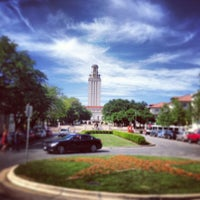 Photo taken at The University of Texas at Austin by Andrew J. on 5/4/2013