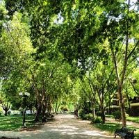 Photo taken at Parque Inés de Suárez by David B. on 11/3/2012