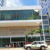 Photo taken at Taguatinga Shopping by Rafael S. on 2/27/2013