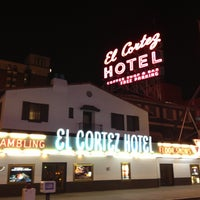 Photo taken at El Cortez Hotel & Casino by Rob M. on 4/28/2013