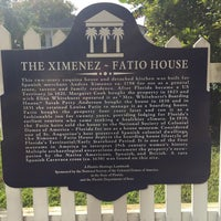 Photo taken at Ximenez-Fatio Museum by Jay K. on 10/22/2015