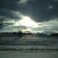 Photo taken at Vermont Welcome Center by Bonnie A. on 3/22/2013