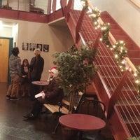 Photo taken at MetroStage by MisterEastlake on 12/19/2014