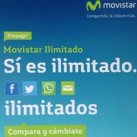 Photo taken at CAC Movistar by Gabby N. on 7/23/2013