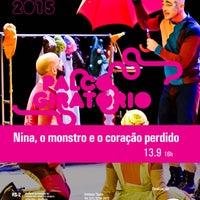 Photo taken at Teatro Sesc I by Alvaro R. on 9/13/2015
