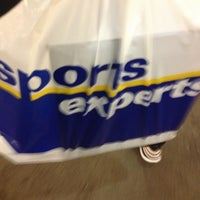 Photo taken at Sports Experts by Alniedawn F. on 2/2/2013
