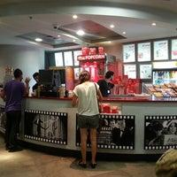 Photo taken at Lev Cinema by Biana K. on 6/21/2013