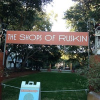Photo taken at Shops Of Ruskin by Sally J. on 1/21/2014