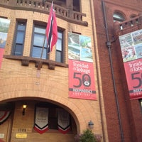 Photo taken at Embassy Of The Republic of Trinidad and Tobago by Jaye B. on 12/4/2012