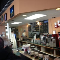 Photo taken at Sunset Coffee Co. by Jeff W. on 12/15/2012
