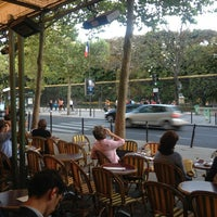 Photo taken at Le Rostand by Seb L. on 9/2/2013