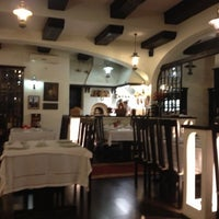 Photo taken at Restaurant Vatra Neamului by Andrian C. on 11/11/2012