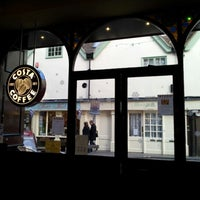 Photo taken at Costa Coffee by David K. on 11/29/2012