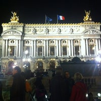 Photo taken at Place de l'Opéra by Mike on 11/3/2012
